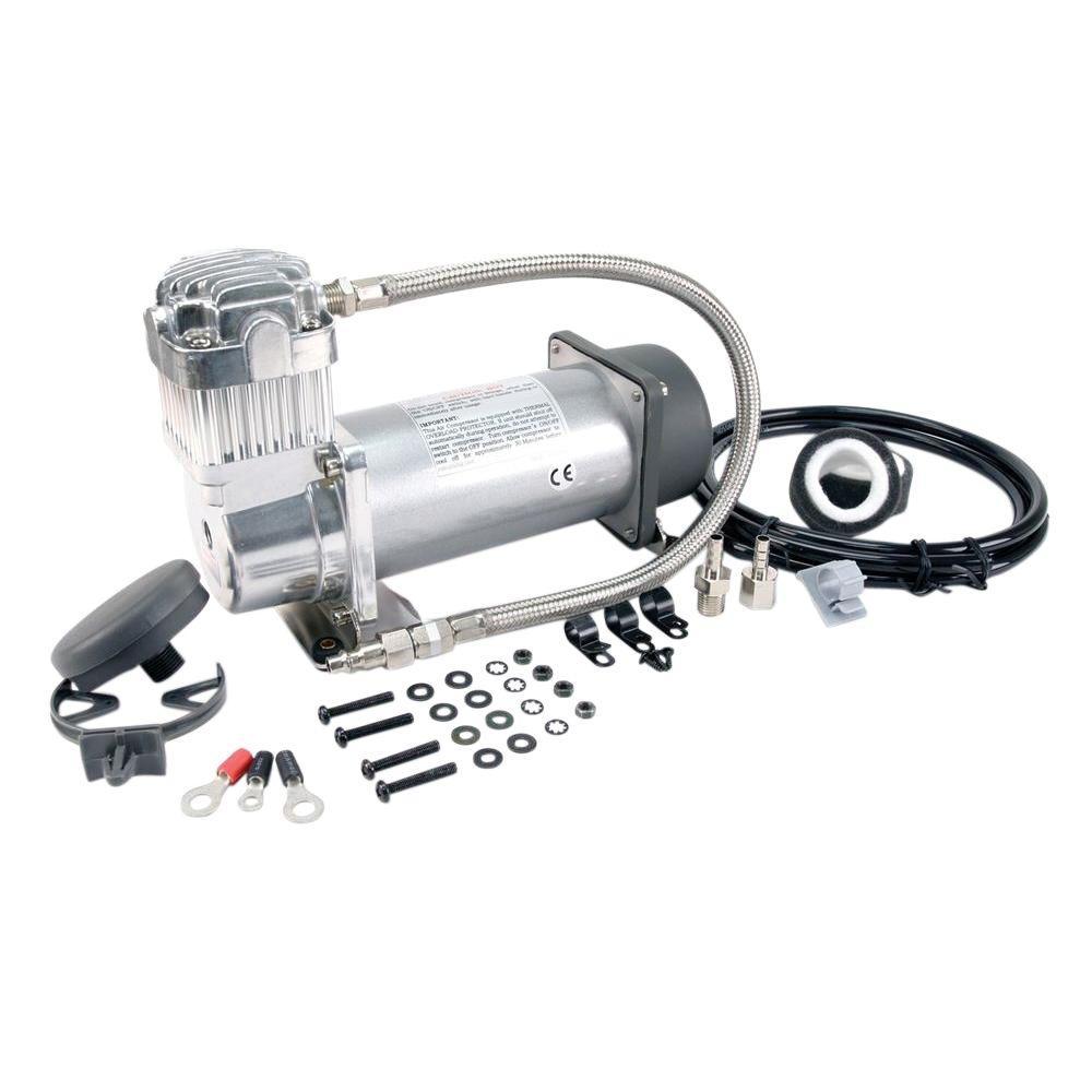 400H 12-Volt Electric 150 psi Air Compressor