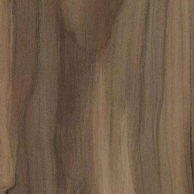 Hand Scraped Acacia Nutmeg 7 in. Wide x 48 in. Length Click Lock Luxury Vinyl Plank (23.36 sq. ft. / case)