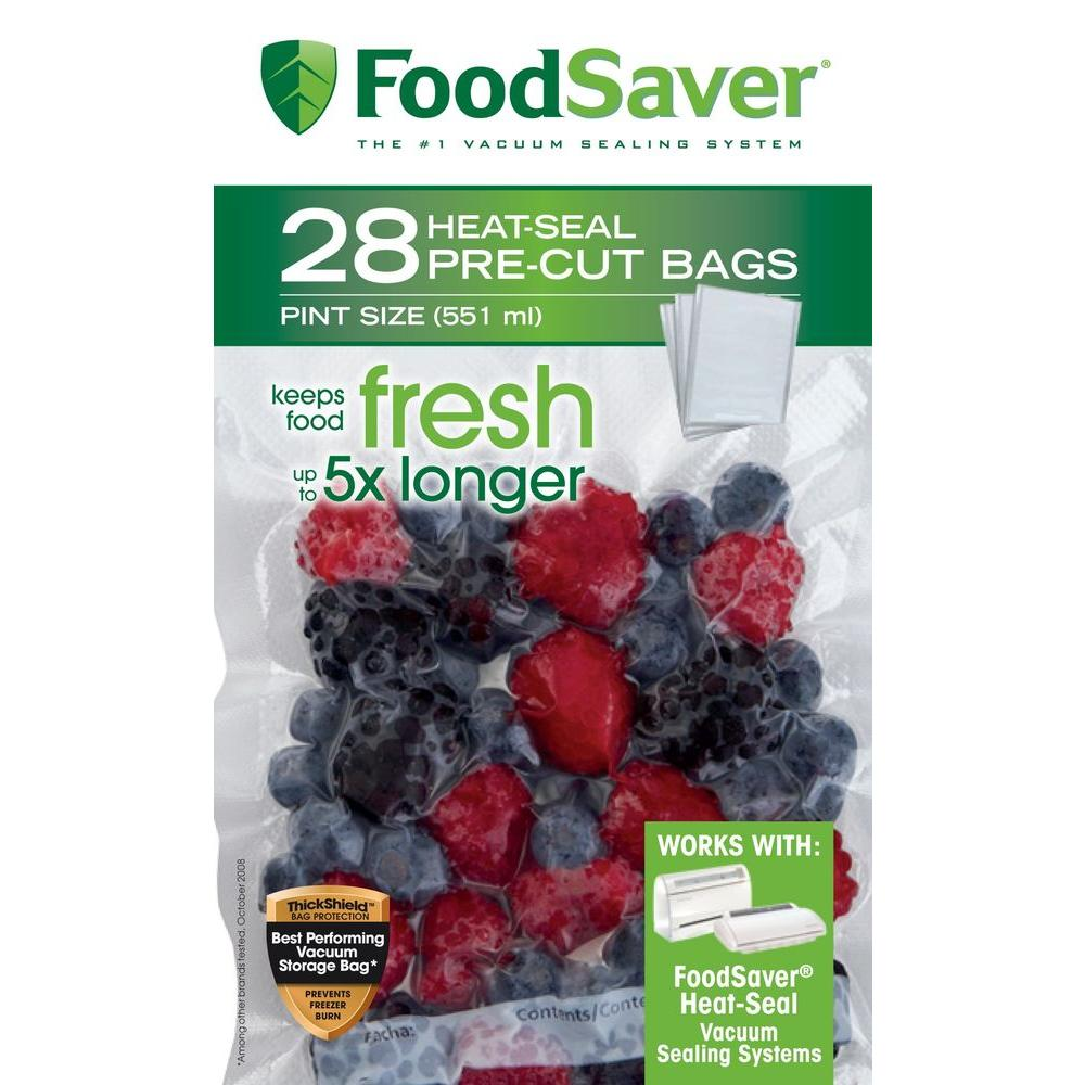 FoodSaver Vacuum Sealer Bag (Set of 44)