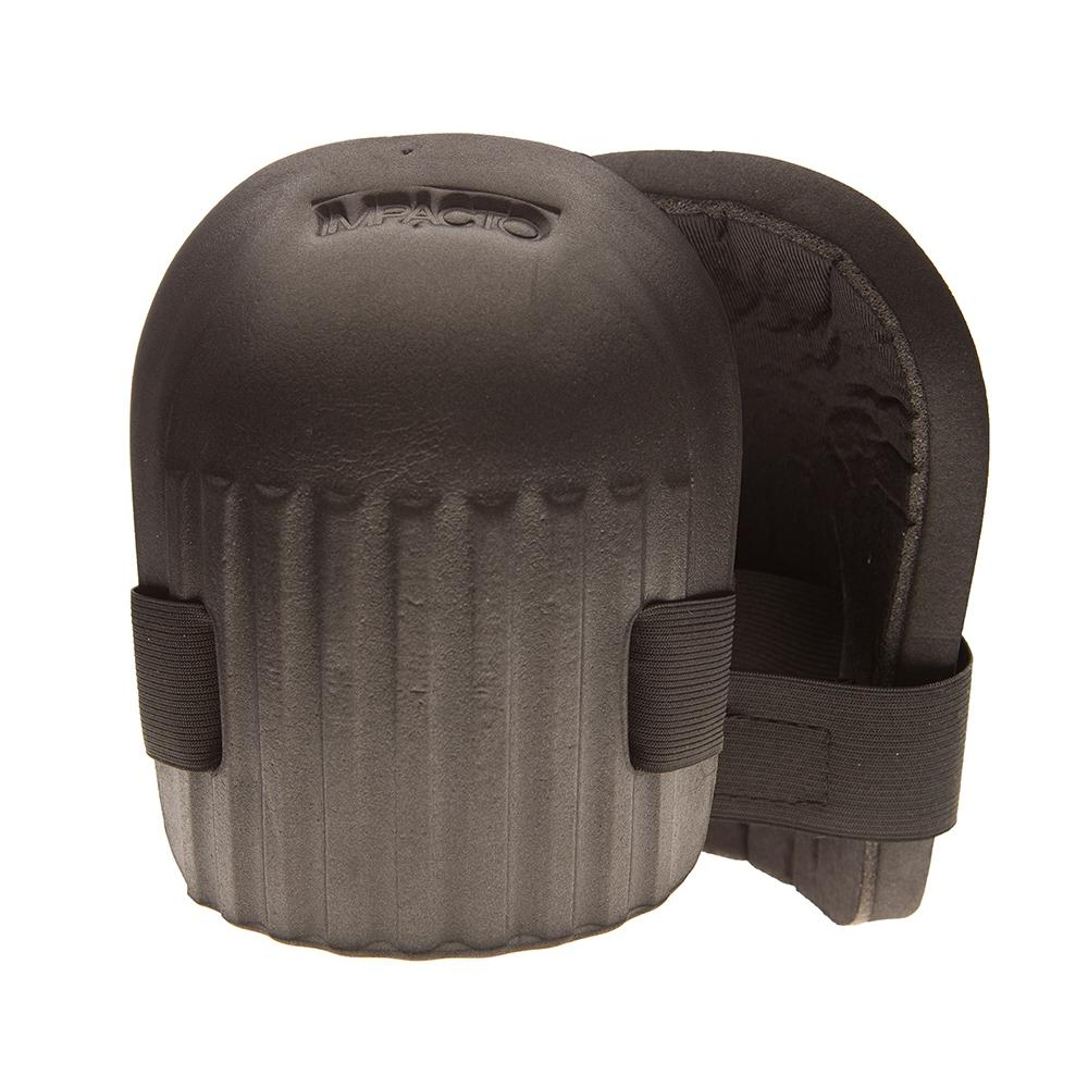 Black Heavy Duty Work Knee Pads