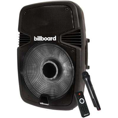Bluetooth Party Machine 120-Watt Powered Speaker