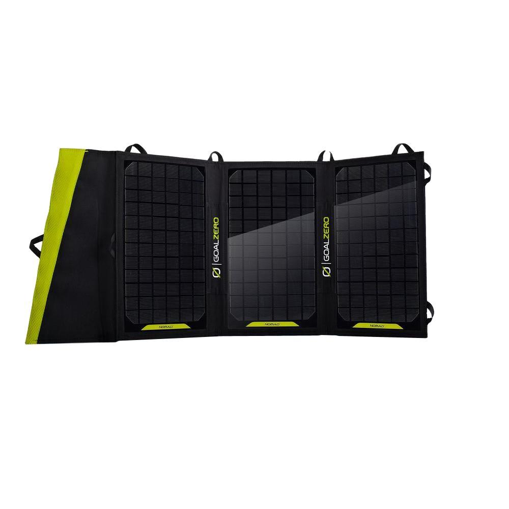 Goal Zero Nomad 20-Watt Portable Solar Panel