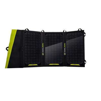 Nomad 20-Watt Portable Solar Panel