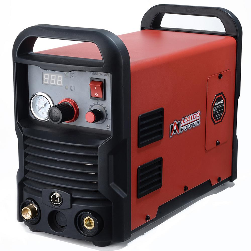 AMICO POWER 40 Amp Plasma Cutter Colossal Tech. 1/2 in. C...