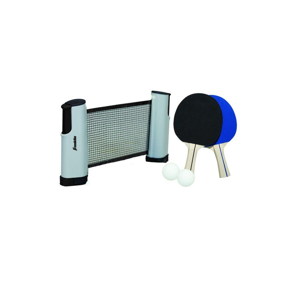 Franklin Sports Table Tennis to Go-DISCONTINUED