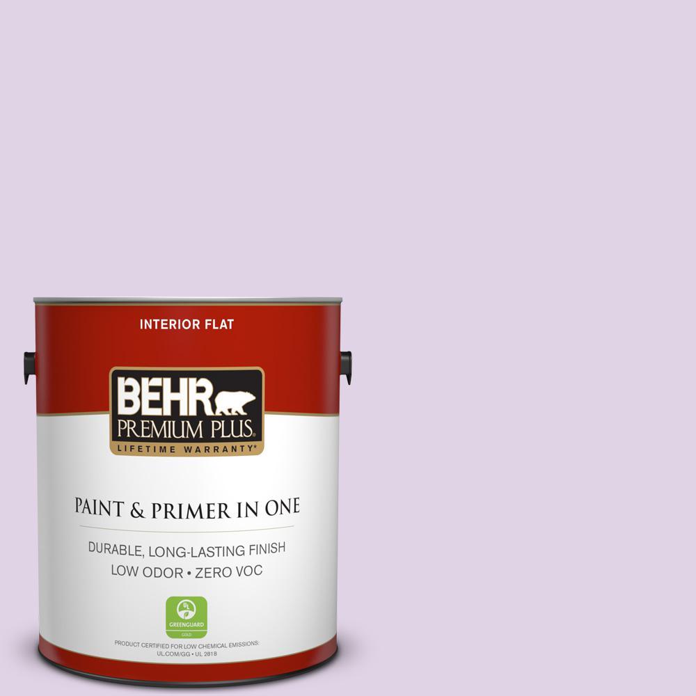 BEHR Premium Plus 1-gal. #M570-2 Monologue Flat Interior Paint