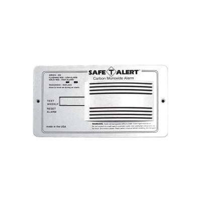 T Alert Carbon Monoxide Alarm Surface Mount in White