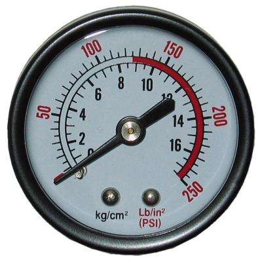 250 psi Pressure Gauge