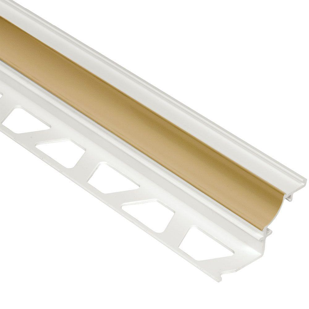 Schluter Dilex Phk Light Beige 1 2 In X 8 Ft 2 1 2 In