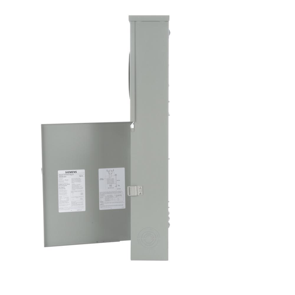 Siemens MC0816MB1150TH  METER SOCKET ONLY 150//200 AMP 240V TYPE NEAM3R