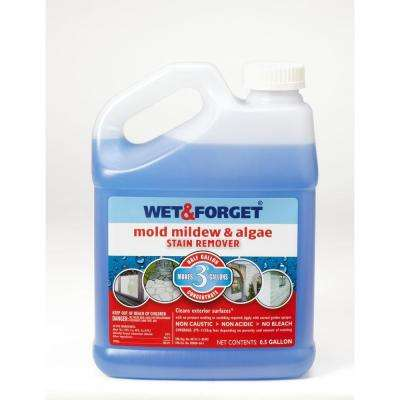 0.5 gal. Mold Mildew and Algae Stain Remover