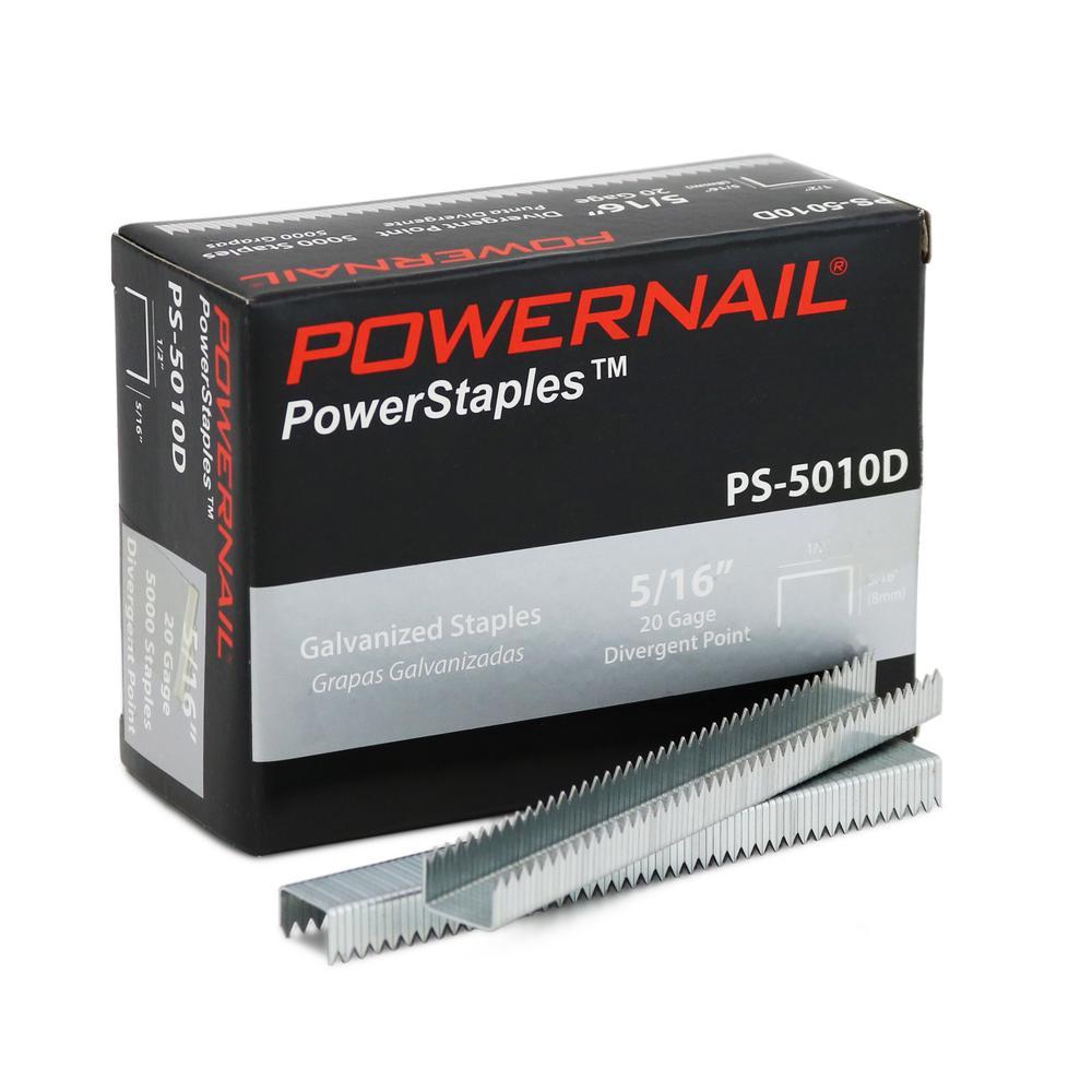 1//4 In PK6000 Power Crown Staples