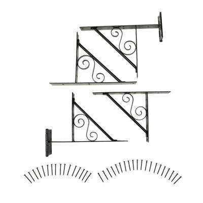 EasyGate Decor Swirl No-Sag Gate Kit