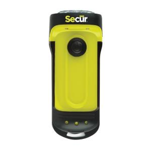 Secur Waterproof Dynamo LED Flashlight by Secur