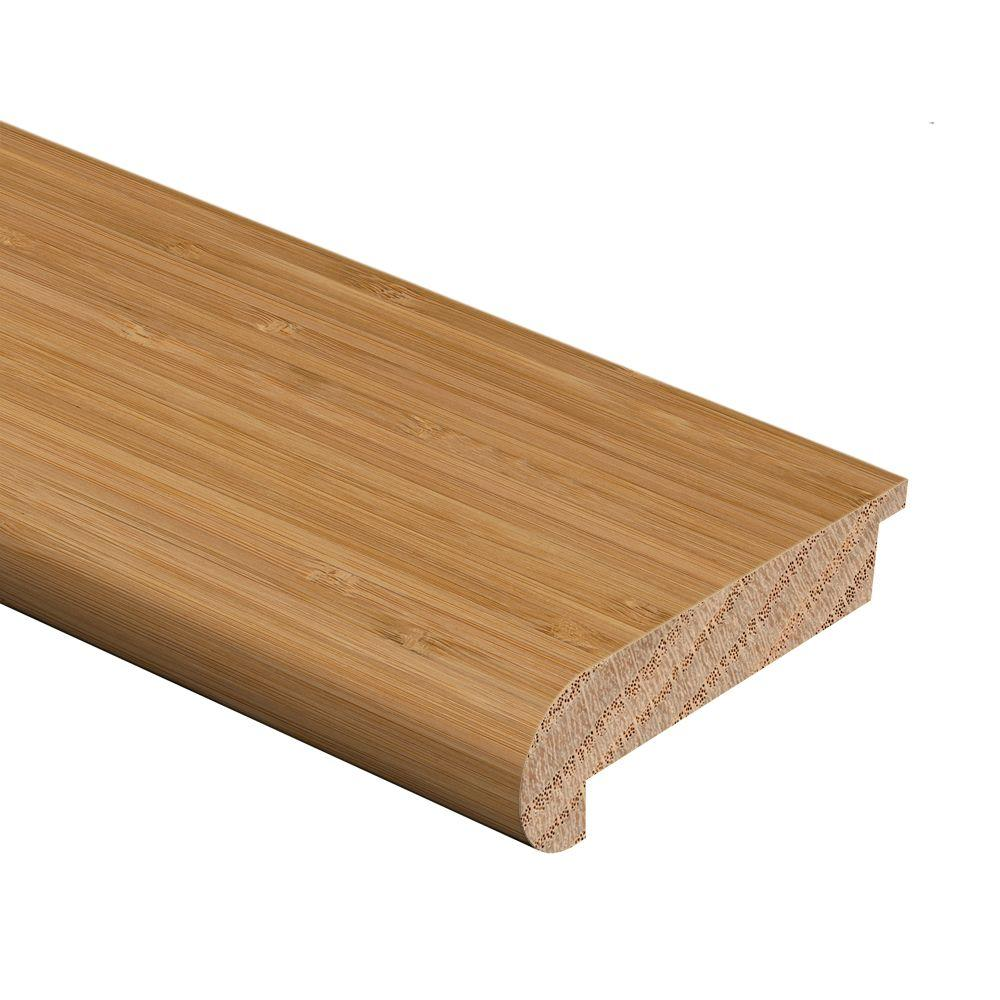 Zamma Vertical Bamboo Toast 5 8 In Thick X 2 3 4 In Wide