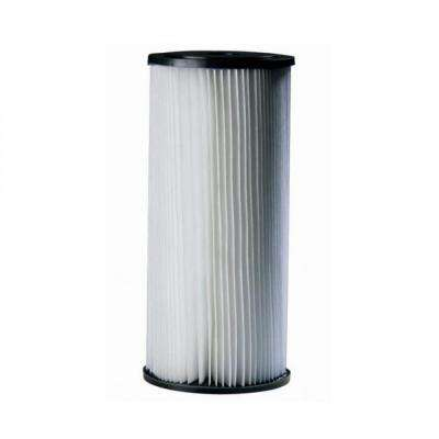 4.5 in. x 10 in. Whole House Water Filter Replacement Cartridge