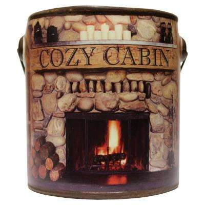 Farm Fresh Ceramic Candle Cozy Cabin