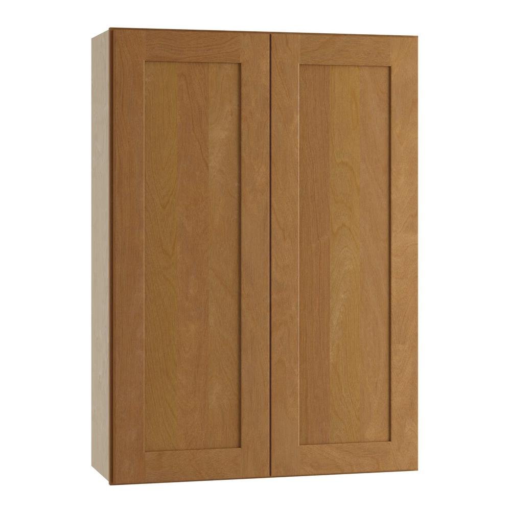 Home decorators collection hargrove assembled 33x42x12 in for Assembled kitchen cabinets