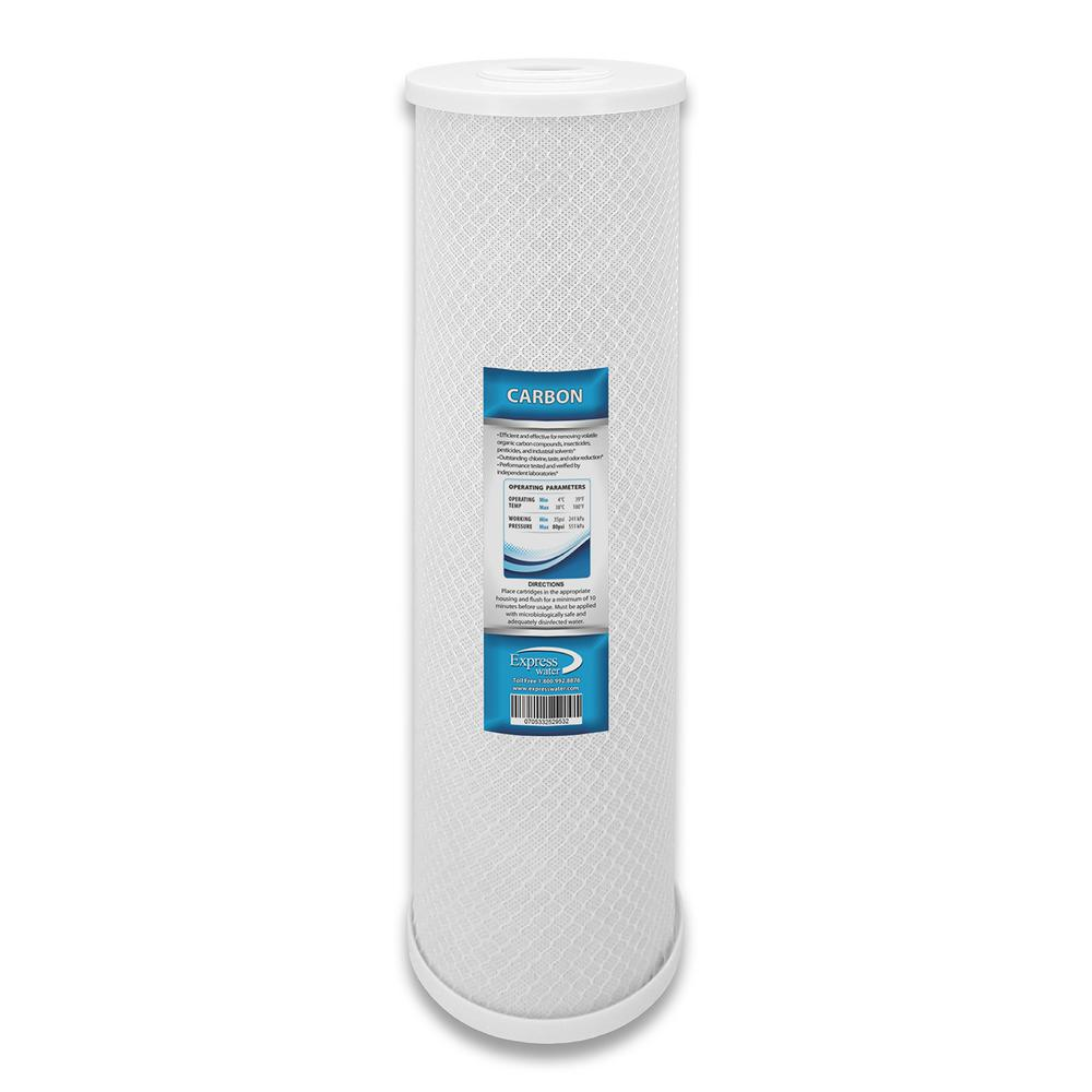 Activated Carbon Block Replacement Filter ACB Water Filter Whole House