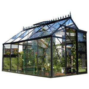 Exaco Junior Victorian 8 ft. x 12.5 ft. Greenhouse by Exaco