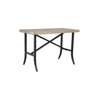Greystone Patio Dining Bar Table Stock