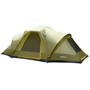 GigaTent Wolf Mountain 8 Person Dome Tent by GigaTent