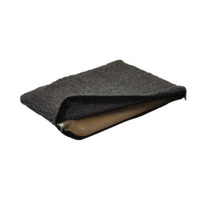 Deluxe Small Animal Brown Micro-Fleece Heated Pad Replacement Cover