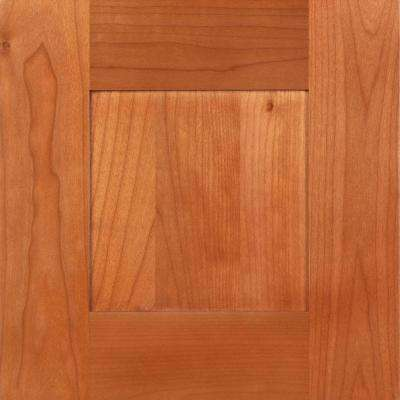 13x13 in. Hargrove Cabinet Door Sample in Cinnamon