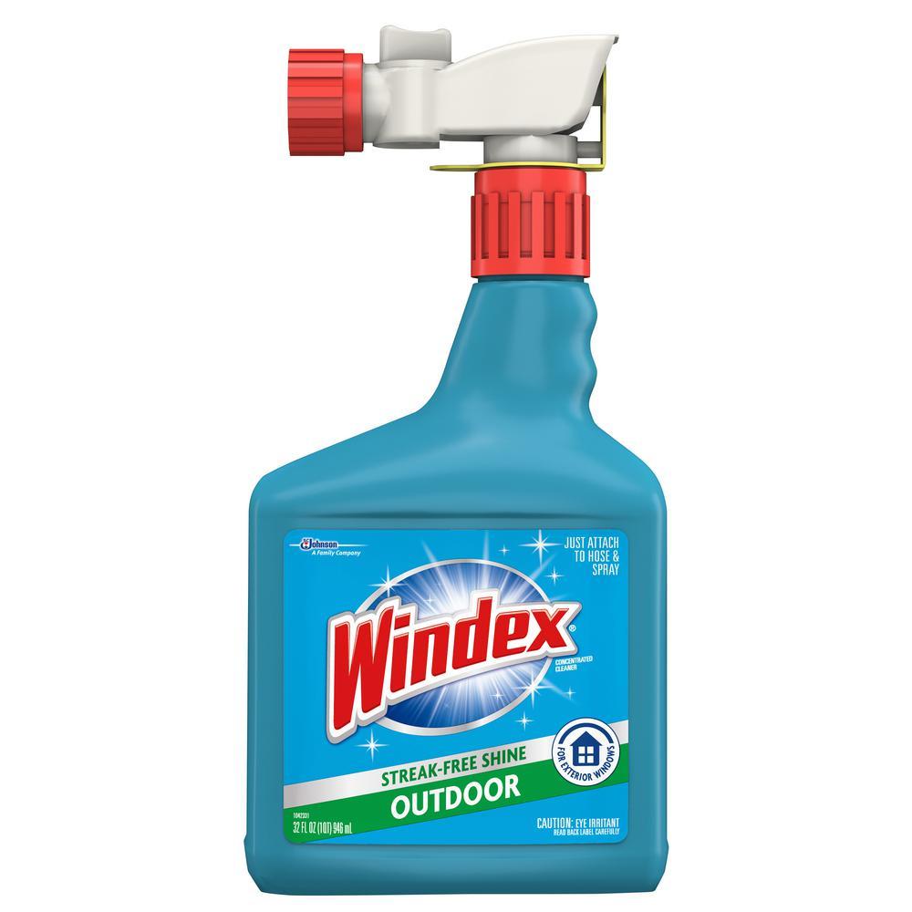 32 fl oz Blue Bottle Outdoor Sprayer