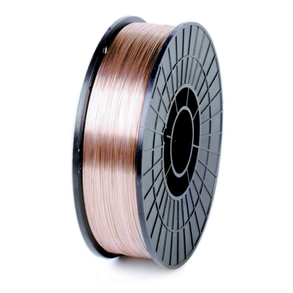 .045 in. SuperArc L-56 ER70S-6 MIG Welding Wire for Mild Steel