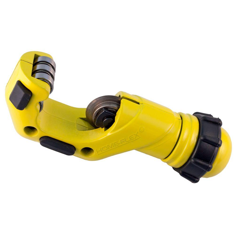 HOME-FLEX 1/2 in. - 1 in. O.D. Pipe Size Corrugated Stainless Steel Tubing Cutter