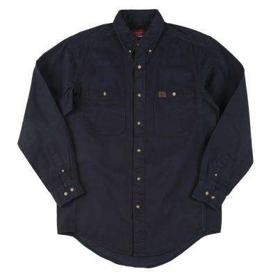 4X-Tall Men's Logger Shirt