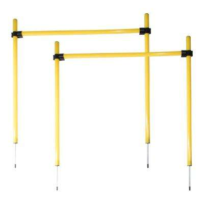Jumping Hurdle Collapsible Agility Dog Trainer Kit