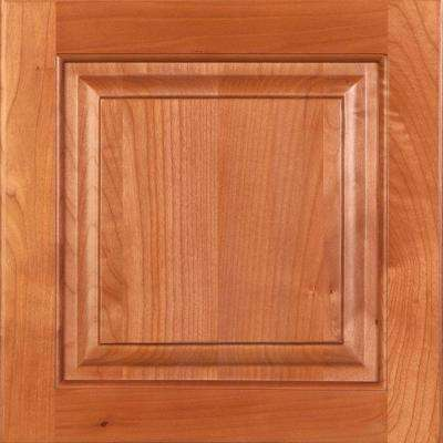 12.75x12.75x.75 in. Ancona Ready to Assemble Cabinet Door Sample in Cumin