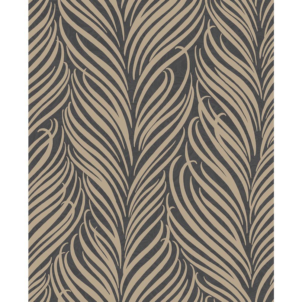 Alfie Brown Botanical Wallpaper Sample