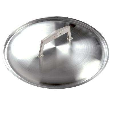 Moneta Pro Protection Base 8.5 in. Stainless Steel Lid