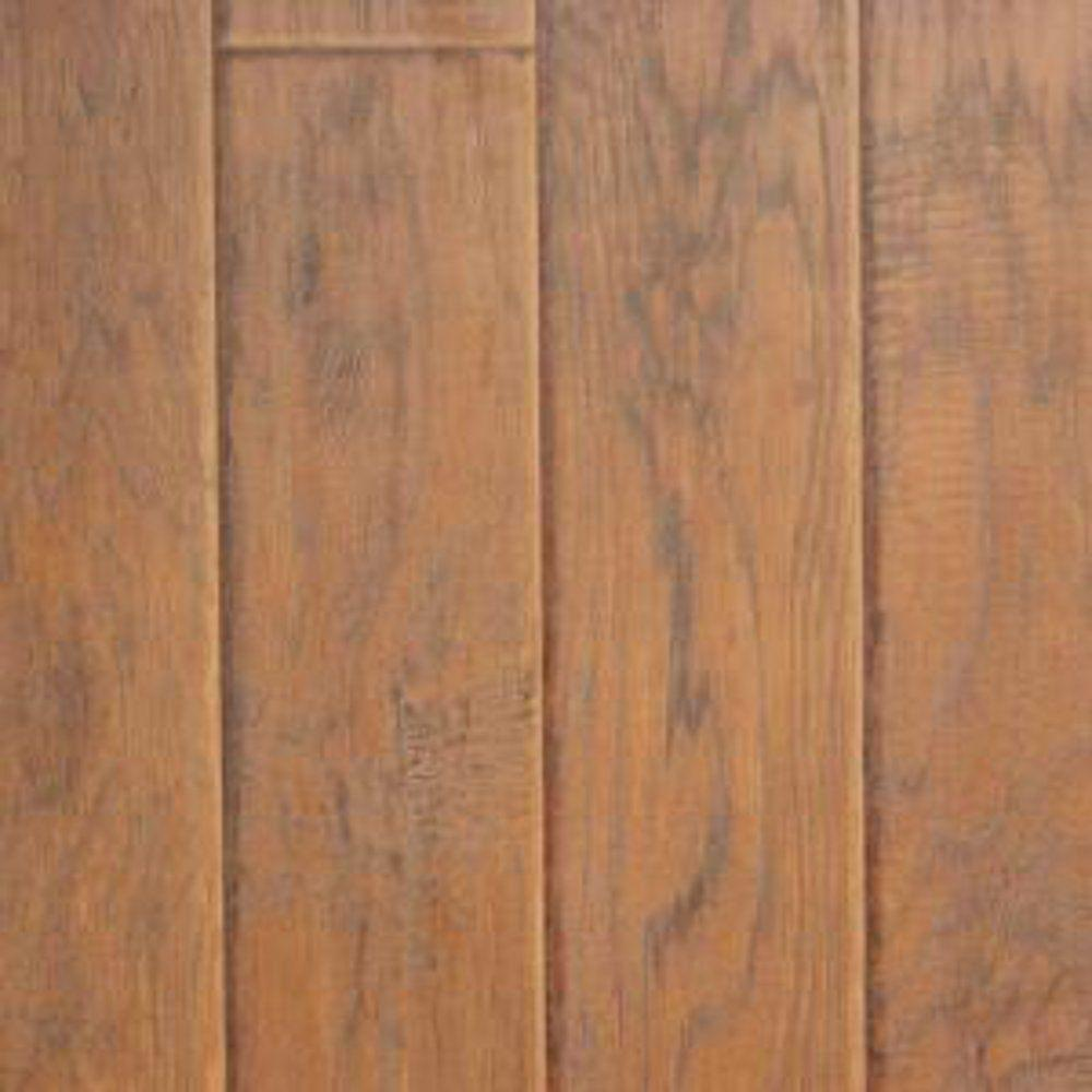 Innovations Sand Hickory Laminate Flooring - 5 in. x 7 in. Take Home Sample