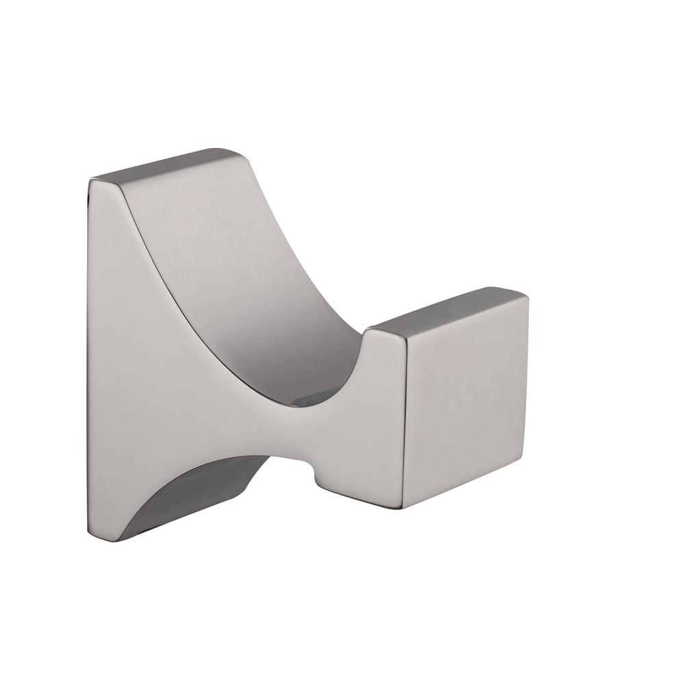 Leary Single Robe Hook in Chrome