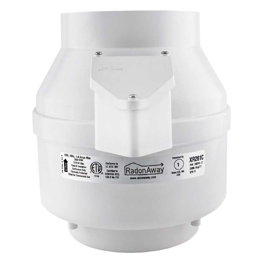 XR261 Radon Fan
