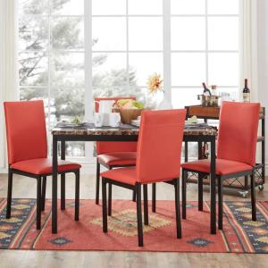 100+ [ Red Dining Room Sets ] | 100 Ashley Furniture Dining Room ...