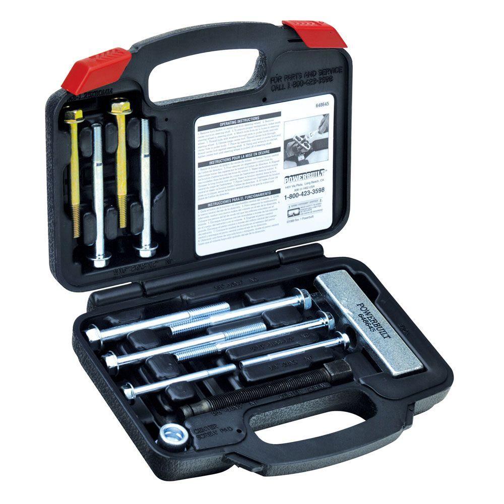 Powerbuilt Heavy Duty Steering Wheel Puller Kit