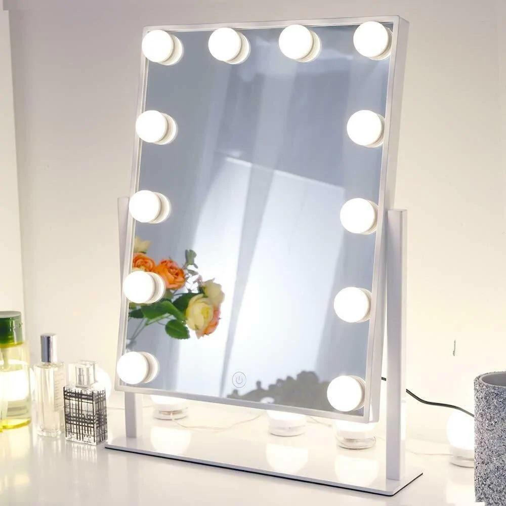 Led Lighting Makeup Mirror Vanity