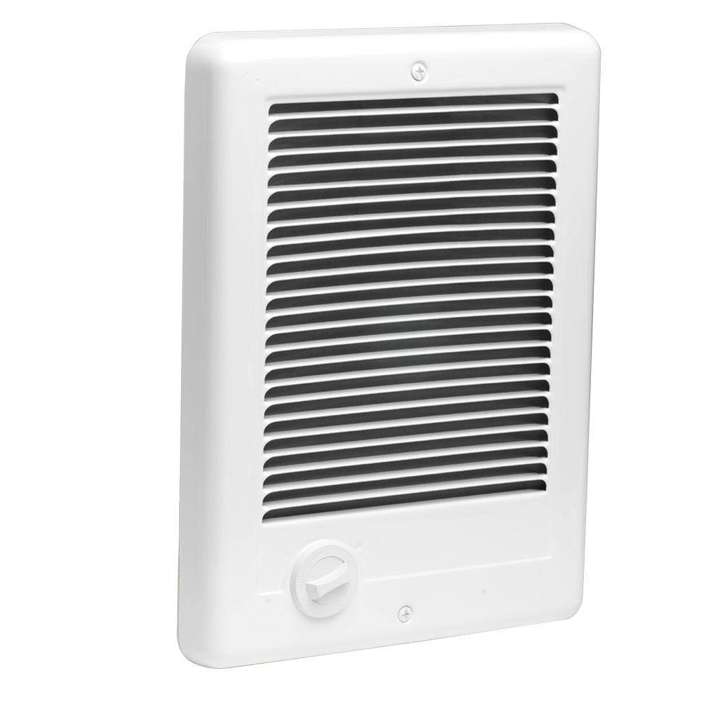 Cadet Com-Pak Plus 9 in. x 12 in. White Steel Replacement Grille for Com-Pak Heaters