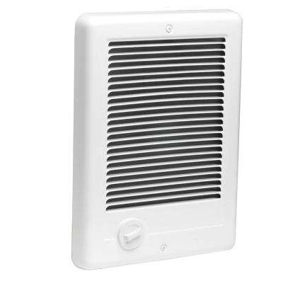 Com-Pak Plus 9 in. x 12 in. White Steel Replacement Grille for Com-Pak Heaters