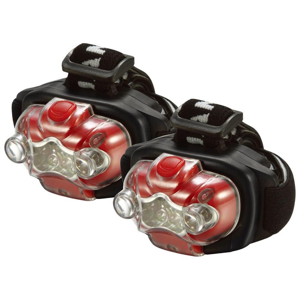 Defiant 7-LED Headlamps (2-Pack)