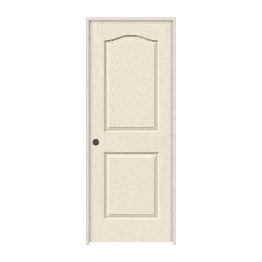 interior door texture. Camden Primed Right-Hand Textured Solid Core Molded Composite MDF Single Prehung Interior Door-THDJW136800072 - The Home Depot Door Texture