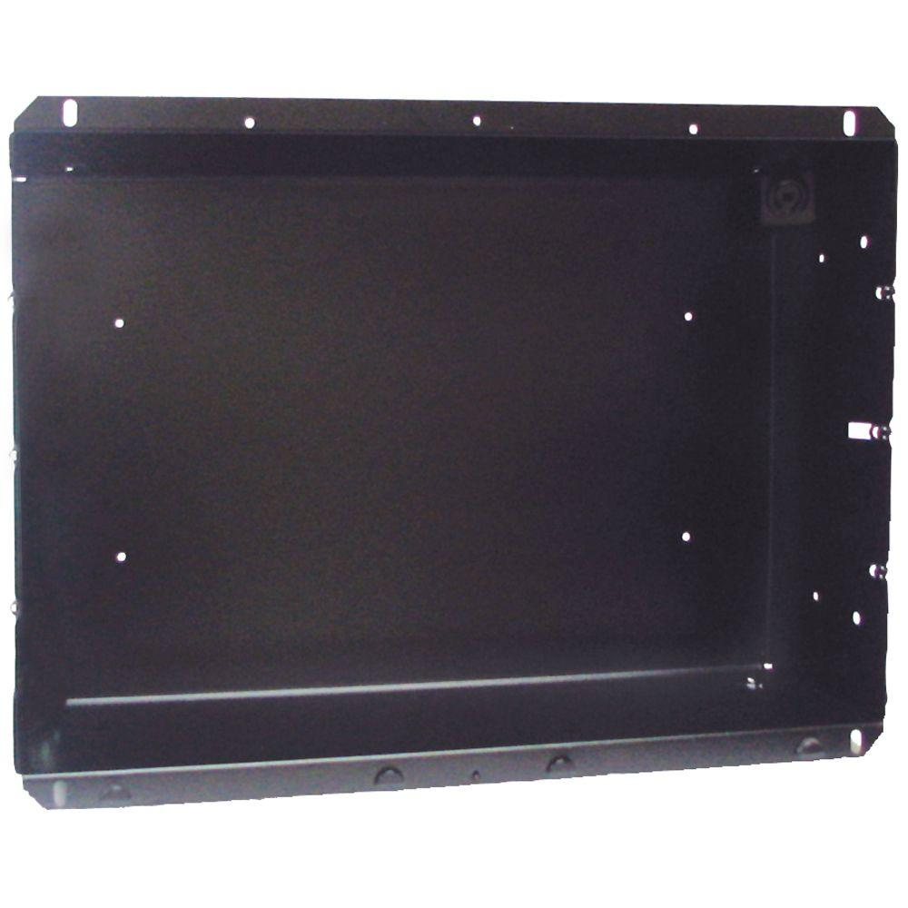 Cadet SL Series 14 in. W by 11 in. H Flush-Mount Wall Can Only
