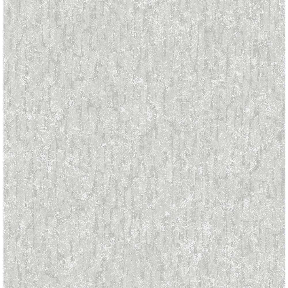 Brewster 8 in. x 10 in. Cole Light Grey Winter Plain