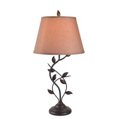Oil Rubbed Bronze Table Lamp