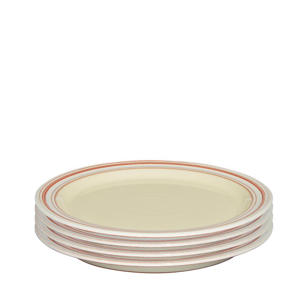 Denby Heritage Veranda Salad Plates Set Of 4 Ver 004 4 The Home Depot